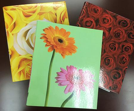 お花のファイル