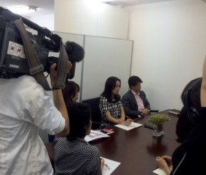 NHK「首都圏ネットワーク」より取材を受けました!