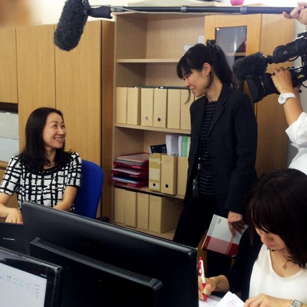 NHK「首都圏ネットワーク」にて放送されました!